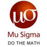 Mu Sigma Recruitment For Fresh Graduates | Developer | Aug 2018